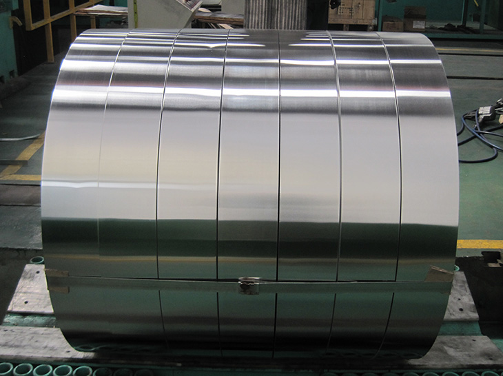 Aluminum coil has good forming performance
