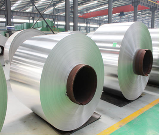Roll coating aluminum coil defect formation factor